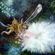 Birth Of A Fairy Art Print