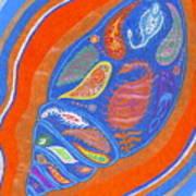 Birthing Art Print