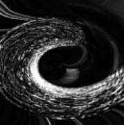 Black Hole 1 Art Print