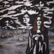 Black Sabbath Tribute Art Print