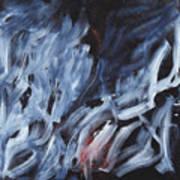 BlackFire Art Print
