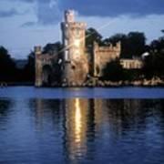 Blackrock Castle, River Lee, Near Cork Art Print