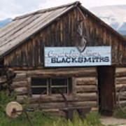 Blacksmiths Art Print