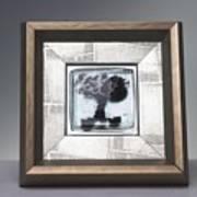 Blacktree Framed Art Print