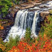 Blackwater Falls  Art Print