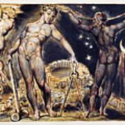Blake: Jerusalem, 1804 Art Print