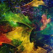 Blanket Of Stars Art Print