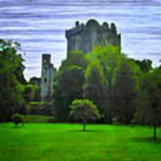 Blarney Castle Ireland Art Print