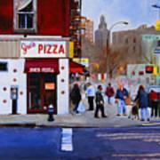 Bleecker Street Art Print