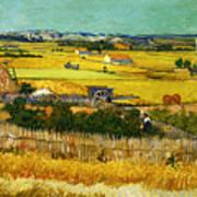 Blend 17 Van Gogh Art Print