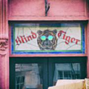 Blind Tiger Art Print