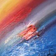 Bliss - D Art Print
