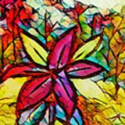 Blissful Meadows Art Print