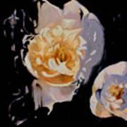 Bloomnoir Art Print