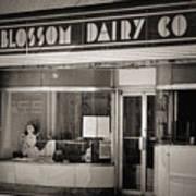 Blossom Dairy Co. Art Print