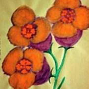 Blossom In High Spirit #6 Art Print