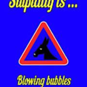 Blowing Bigstock Donkey 171252860 Art Print