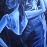 Bludance Art Print