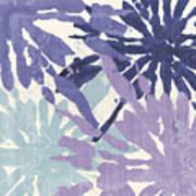Blue Curry II Art Print