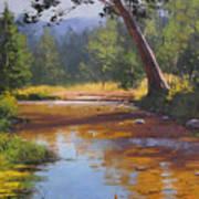 Blue Mountains Coxs River Art Print by Graham Gercken