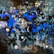 Blue Night Art Print