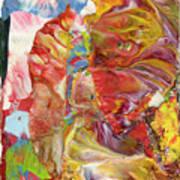 Blue Sky For Armageddon Art Print