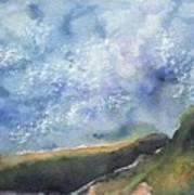 Blue Sky II Art Print