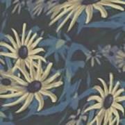 Blue Sunshine  Art Print