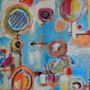 Blue System Art Print