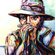 Blues Traveler  Art Print