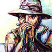 Blues Traveler  Art Print