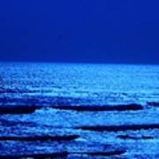 Bluewater Art Print