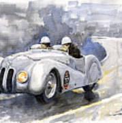 Bmw 328 Roadster Art Print