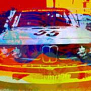 Bmw Racing Art Print