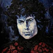 Bob Dylan 1967 Art Print