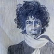 Bob Dylan In The Rock Years Art Print