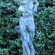 Boboli Gardens, Florence Art Print