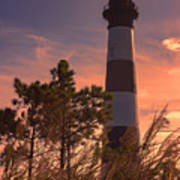 Bodie Island Lighthouse 1 Art Print