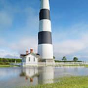 Bodie Lighthouse Art Print