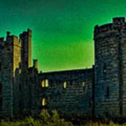 Bodium Castle Panorama Art Print
