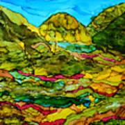 Bohol Pilippines Art Print