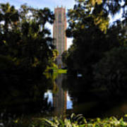 Bok Tower Gardens Art Print