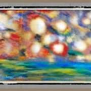 Bombs Early Light Art Print