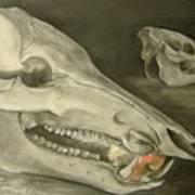 Bone Appetit Art Print