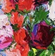 Bongart's Roses II Art Print