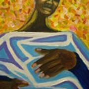 Bongo Man II Art Print