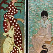 Bonnard: Women, 1891 Art Print