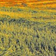 Bonneuil Harvest Art Print