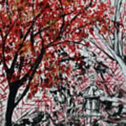 Bonsai And Penjing Museum 2 201732 Art Print