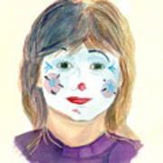 Bonsette - IIi  Inner Child Art Print